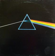 Виниловая пластинка Pink Floyd - The dark side of the moon /G/ 1973