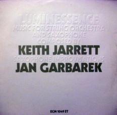 Keith Jarreth- Jan Garbarek - Music for strin and saxophone /G/