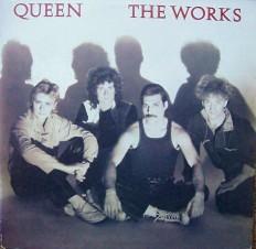 Виниловая пластинка Queen - The works /UK/ 1 press