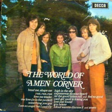 Виниловая пластинка Amen Corner - The world of Amen Corner /En/