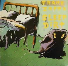 Виниловая пластинка Zappa - Sleep dirt /G/