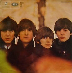 Виниловая пластинка Beatles - Beatles for sale /GB/ MONO XEX 503-4N / XEX 504-3N