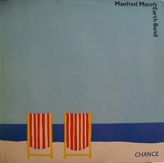Виниловая пластинка Manfred Mann - Chance /G/