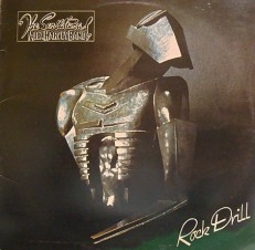 Виниловая пластинка The Sensational Alex Harvey Band  - Rock Drill /En/