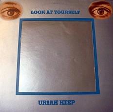 Uriah Heep - Look at  youself /Jap/
