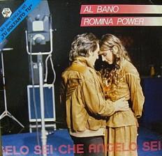 Виниловая пластинка Al Bano - Che angelo sei /G/