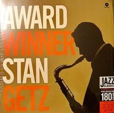 Stan Getz - Award winner /EU/