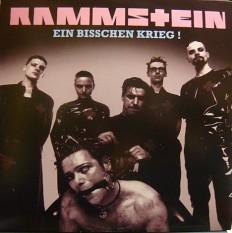 Виниловая пластинка Rammstein  - Ein bisschen krieg ! /EU/ 2LP