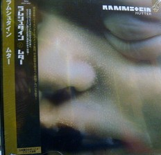 Виниловая пластинка Rammstein  - Mutter /EU/