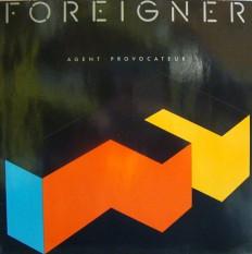 Виниловая пластинка Foreigner - Agent provocateur /G/