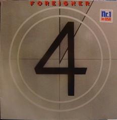 Виниловая пластинка Foreigner - Foreigner 4 /G/