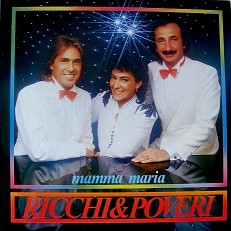 Виниловая пластинка Ricchi & Poveri - Mamma Maria /It/