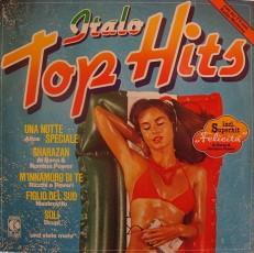 Виниловая пластинка WA - Italo top hits