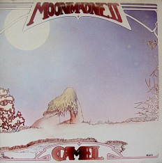 Виниловая пластинка Camel - Moon madness /G/ +insert