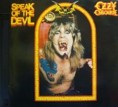 Виниловая пластинка Ozzy - Speak of the devil /NL/ 2LP