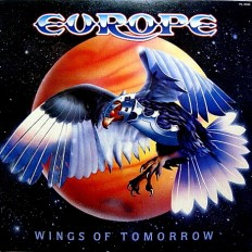 Europe - Wings of tomorrow /Jap/
