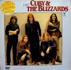 Виниловая пластинка Cuby & the blizzards - Live /NL/