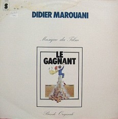 Didier Marouani  - Le Gagnant /Fr/