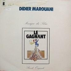 Виниловая пластинка Didier Marouani  - Le Gagnant /Fr/