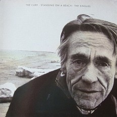 The Cure  - Standing on the beach /En/ 1 press