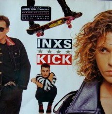 INXS - Kick /NL/
