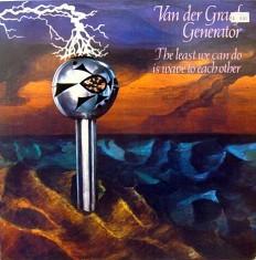 Van der Graaf generator - The least we can do.../NL/