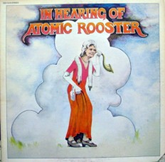 Atomic Rooster - In hearing of AR /US/