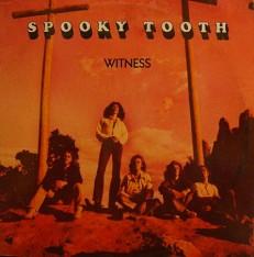 Виниловая пластинка Spooky Tooth - Witness /En/