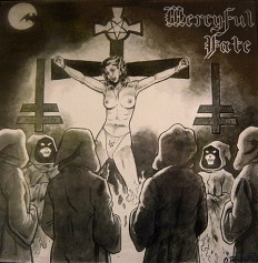 Виниловая пластинка Mersyful Fate  - Mersyful Fate /EU/