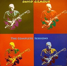 David Gilmour - The complete session /Sw/ lmtd ed.