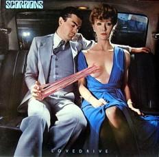 Виниловая пластинка Scorpions - Lovedrive /G/A-1/B-1