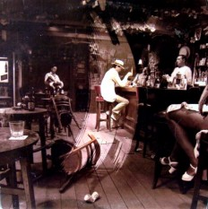 Виниловая пластинка Led Zeppelin -  In Through The Out Door /US/-E-1 press