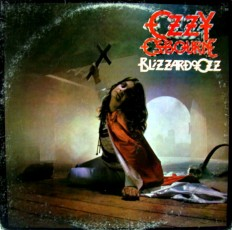 Ozzy - Blizzard of Oz /US/1 press