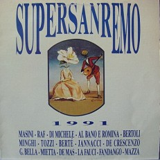 SuperSanRemo 1991 - SuperSanRemo 1991/It/