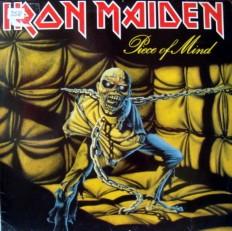Iron Maiden - Piece of mind /NL/