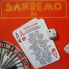 SanRemo 86 - SanRemo 86 /It/ 2lp