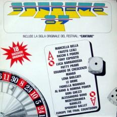 Виниловая пластинка SanRemo 87 - SanRemo 87 /It/