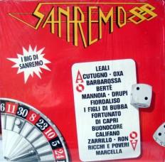 Виниловая пластинка SanRemo 88 - SanRemo 88 /It/ red