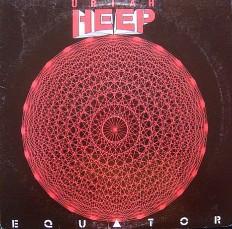 Виниловая пластинка Uriah Heep - Equator/US/