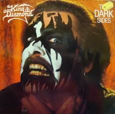 Виниловая пластинка King Diamond - The dark sides /NL/
