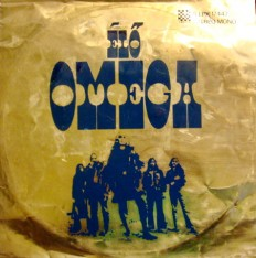 Виниловая пластинка Omega - Elo /Hu/ 1 press, metal cover