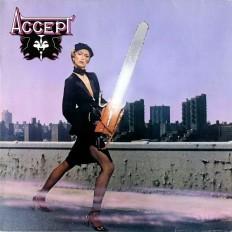 Виниловая пластинка Accept -  Accept /Ca/