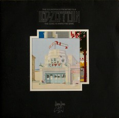 Виниловая пластинка Led Zeppelin - The Song Remains The Same /G/ 2lp