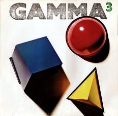 Виниловая пластинка Gamma - Gamma-3 /G/