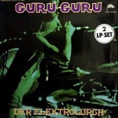 Guru Guru - Der Elektrolurch  /G/ 2LP