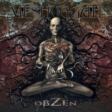 Виниловая пластинка Meshuggah - obZen  /G/