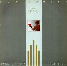 Виниловая пластинка Eurythmics - Sweet Dreams /G/