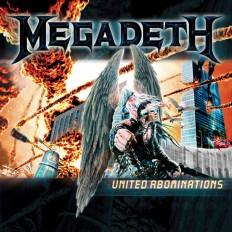 Megadeth - United Abominations /EU/
