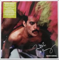 Freddie Mercury - Never Boring /EU/