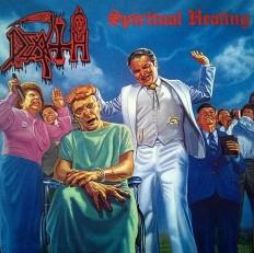Виниловая пластинка Death - Spiritual Healing /UK/